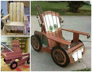 Diy Tow Mater Adirondack Chair From The Owner Builder