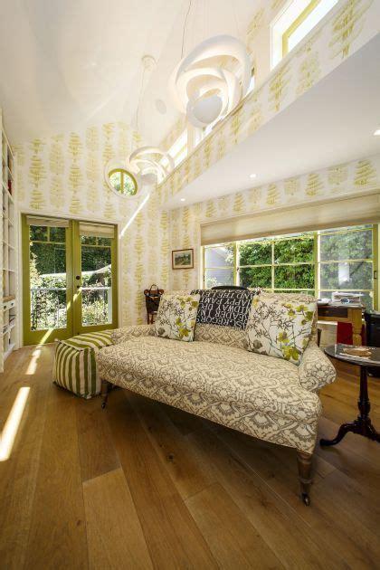 peek  actress linda hunts bungalow blends whimsy