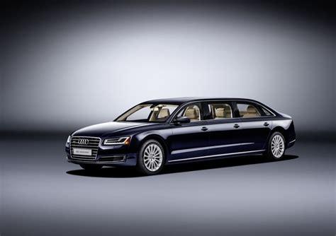 Audi A8 L Extended 64 Metros De Lujo Por Encargo