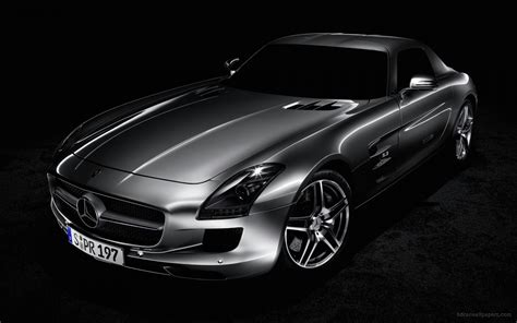 2011 Mercedes Benz Sls Amg 5 Wallpaper