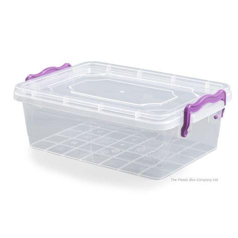 storage box buy 8lt hobbylife multi plastic storage box with clip on