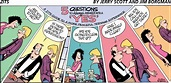 Happy Thoughts Travel Fast (HTTF): Funniest Zits Comics