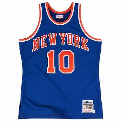 Knicks Jersey York Frazier Walt 1972 Authentic