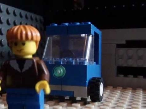 Lego Top Gear: Jeremy drives the smallest car in the world ...