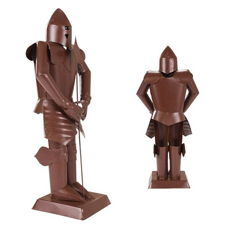 Decorative Suit Of Armor by Suit Of Armor Medieval Knight Copper Finish Decorative