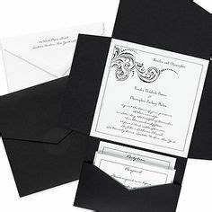 invitations inspiration on pinterest wedding response With black and white wedding invitations michaels