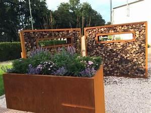 Hochbett Aus Metall : hochbeet urban aus metall 1 5 m x 1 1 m x 0 7 m edelrost ~ Frokenaadalensverden.com Haus und Dekorationen