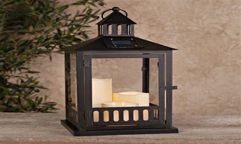 decorative lanterns indoor solar powered window candles