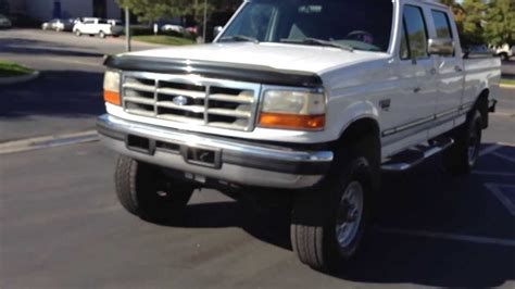 WWW.DIESEL DEALS.COM 1997 FORD F250 CREW CAB XLT 4X4