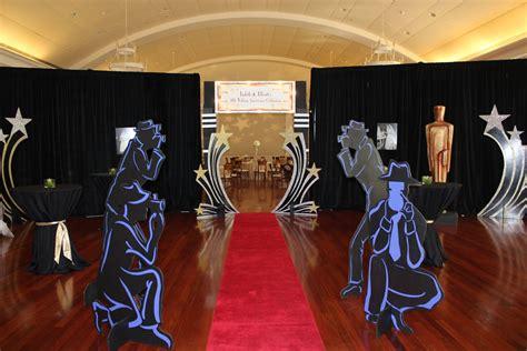 hollywood themed party bluming creativity
