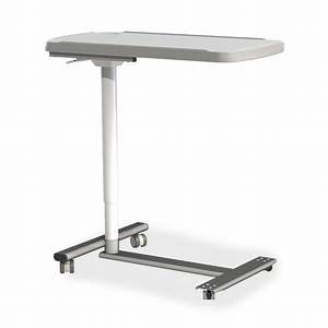 Tavolino Servitore Con Rotelle - Tabolys - Bmb Medical   Ad Azionamento