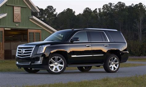 Luxury Full Size Suv 2014