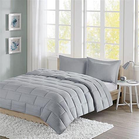 intelligent design avery reversible comforter set bed