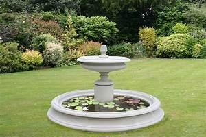 Fountain Garden - Home Design Ideas and Pictures