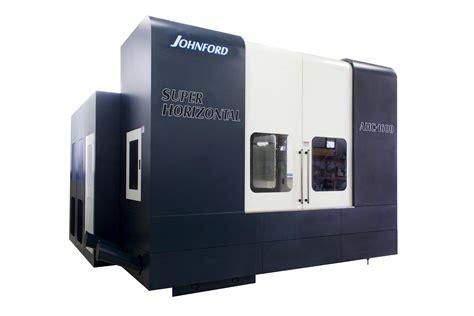 Johnford AHC-1600 Moving Column Table-Type Horizontal ...