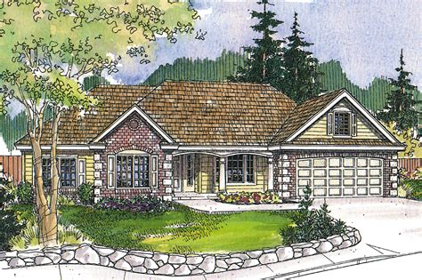 ranch house plans hampshire    designs