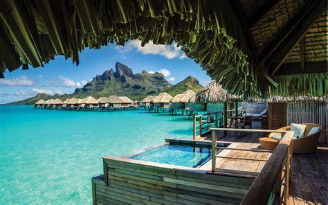 Four Seasons Resort Bora Bora Travel Leisure
