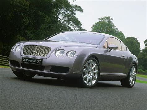 2003→2010 Bentley Continental Gt