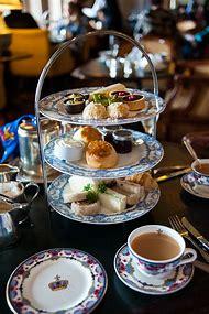 High Tea Empress Hotel Victoria