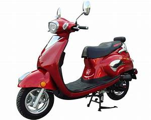 Roketa Mc-17-50 Mc-d17 50cc Scooter Owners Manual