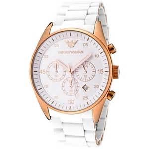 Emporio Armani Watches White