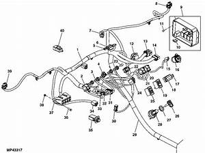 John Deere 825i Engine Schematic