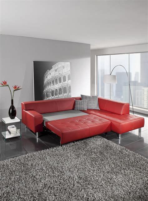 acheter canapé d angle convertible canape convertible en cuir et tissu de seanroyale