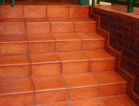quarry tile gradini le piastrelle come rivestire i gradini