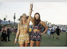 2017 Coachella Valley Music and Arts Festival Desert wear