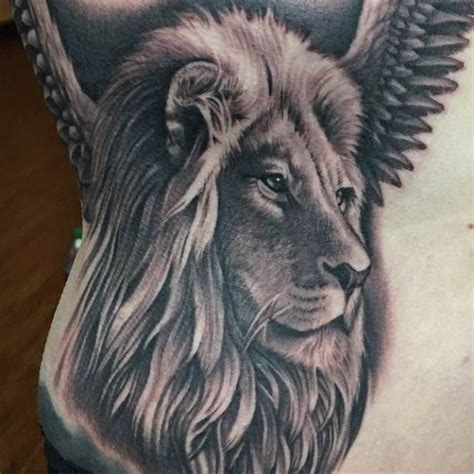 lion shoulder tattoo ideas  pinterest lion