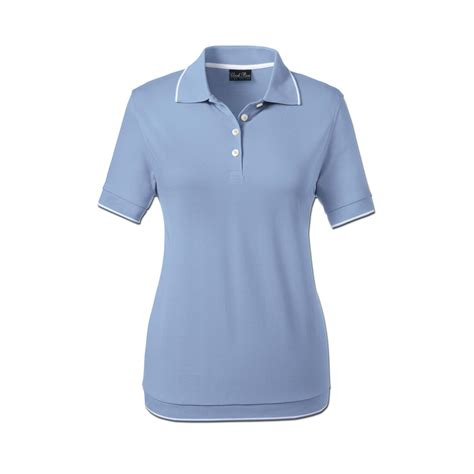 light blue polo shirt womens buy pima polo shirt ladies or men online