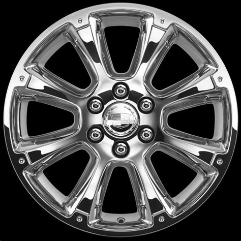tahoe    spoke wheel chrome style ck single