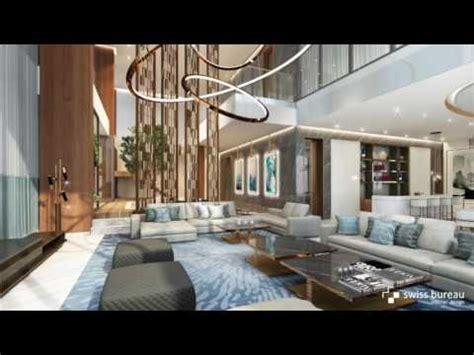Swiss Bureau Interior Design Reveals Ultimate Penthouses