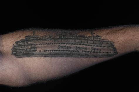 slideshow     nyc themed tattoos