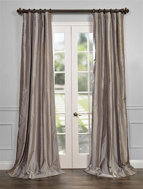 Inexpensive Curtains And Drapes - best 25 silk curtains ideas on drapery ideas