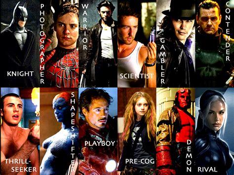 Super Hero Wallpaper Wallpapersafari
