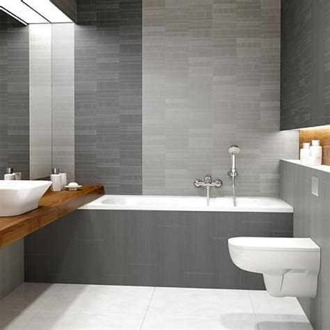 Tile Panels For Bathroom by Modern Decor Graphite Mosaic Bathroom Wall Panels The