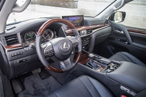 2020 Lexus Lx 570 Release Date, Changes, Redesign