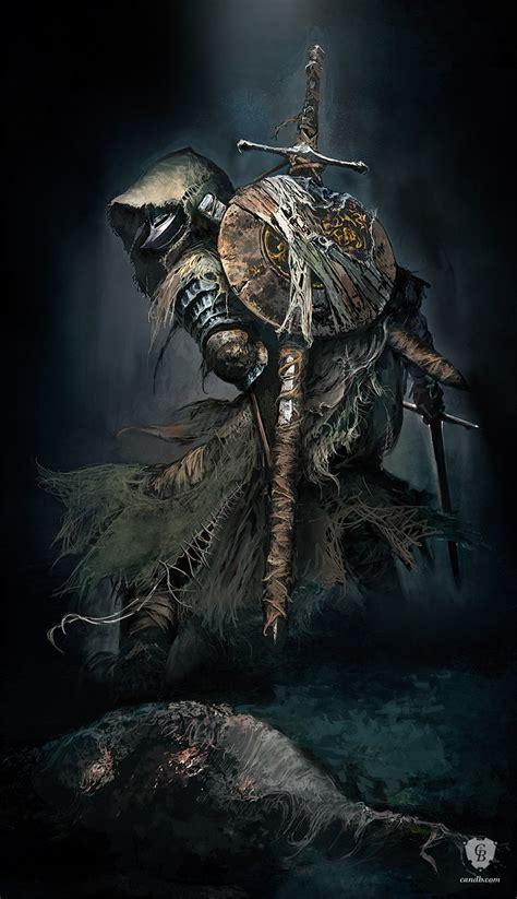 Soul Of Cinder Wallpaper Artwork Fallen Knight Dark Souls Iii Fromsoftware