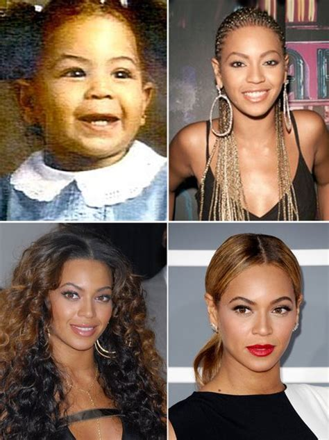 The Best Pop Star Transformations Capital