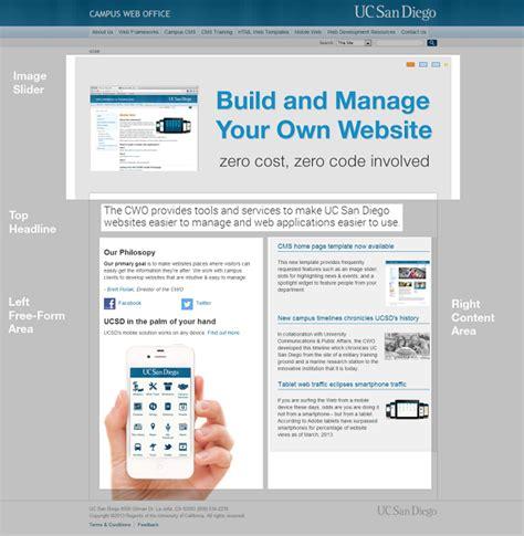 template full widht full width homepage template
