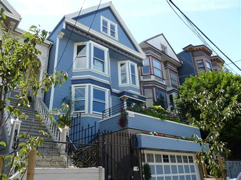 la maison bleue san francisco what does this house in san francisco to do with the language