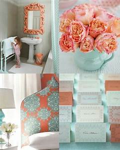 1000 images about turquoise and coral bath design on With aqua and coral bathroom