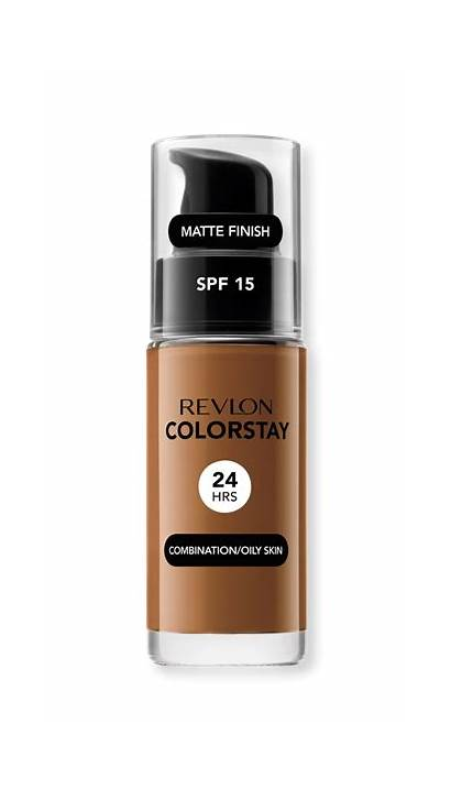 Revlon Colorstay Makeup Foundation Oily Skin Face