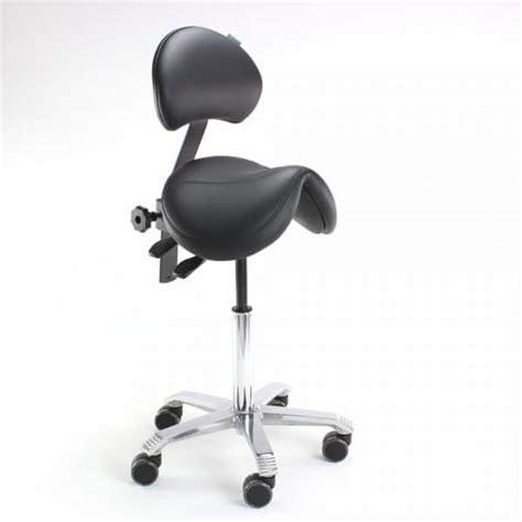 saddle stool backrest score furniture jumper posturite decorationchannel