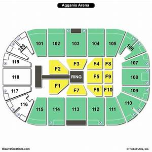 Agganis Arena Seating Chart