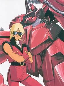 Mobile Suit Zeta Gundam: Char Aznable a.ka. Quattro ...