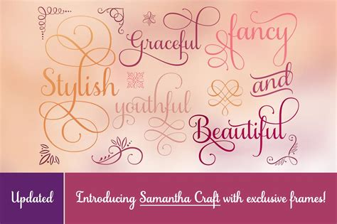 Beautiful Scripts And Fonts by Script Font Urbanfonts