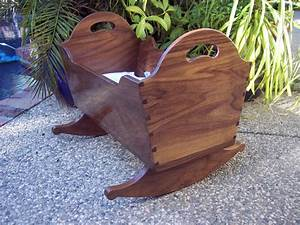 Doll cradle - by gbear @ LumberJocks com ~ woodworking