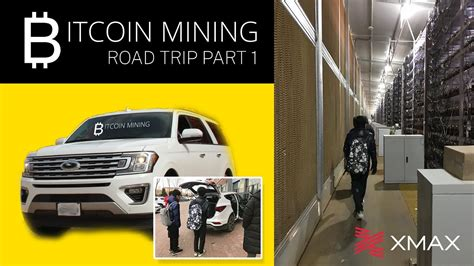 By signing up with a pool, you (and everyone else in the pool) are agreeing to split any bitcoin you are rewarded with the other pool members. XMAX Update: Bitcoin Mining Road Trip to Set up 6000 Antminers (Part One) - YouTube